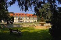 Grof Degenfeld Castle Hotel in Tarcal - Northern Hungary